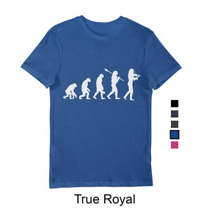 Men's Evolution T-Shirt White print