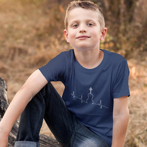 Kids Heartbeat T-Shirt