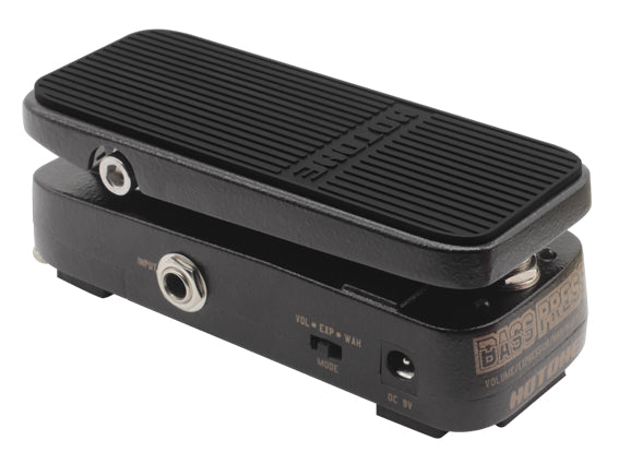 Hotone Bass Press Volume/Wah/Expression Pedal
