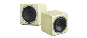 Avantone Pro Active MixCube Powered Powered Studio Monitor in Cream
