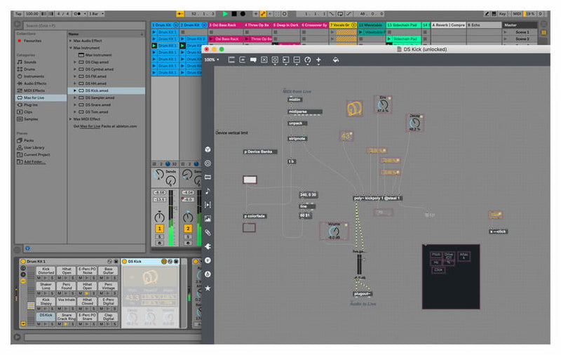 Ableton Live 10 Suite - Upgrade from Live 7-9 Suite (download)