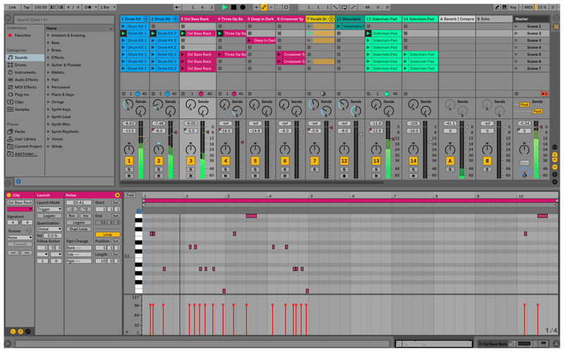 Ableton Live 10 Standard - Academic Version (download)