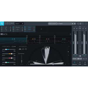 iZotope Ozone 9 Standard: upgrade from Ozone 5-8 Standard (or Ozone 5-8 Advanced)