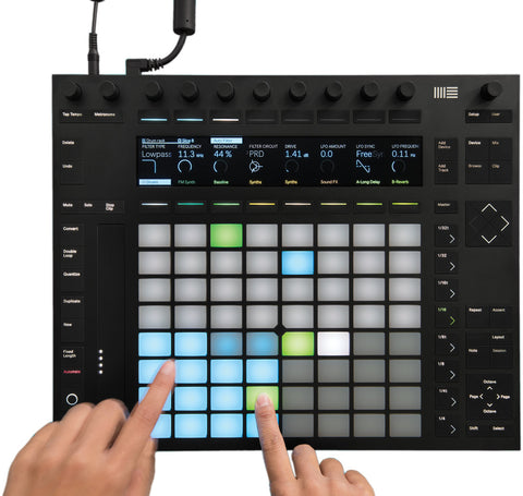 Ableton Push 2 + Live 9.5 Intro