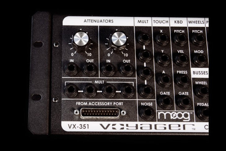 Moog Rack Mount Kit for VX-351 & CP-251