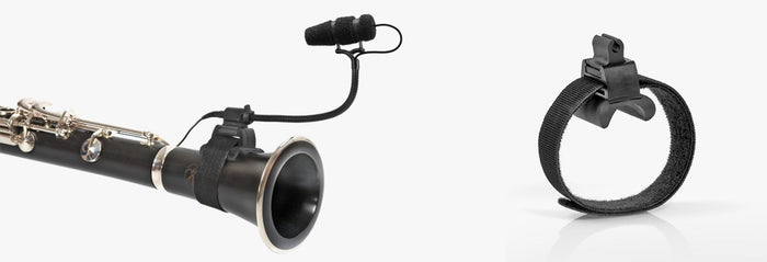 DPA d:vote™ CORE 4099 Mic, Loud SPL with Universal Mount