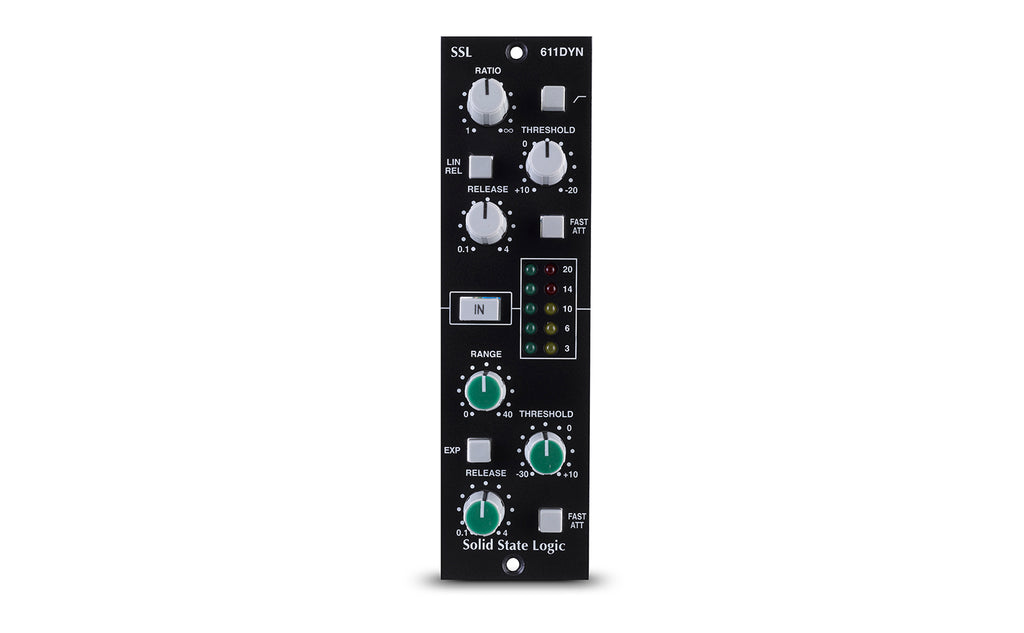 Solid State Logic 500-Series E Dynamics Module
