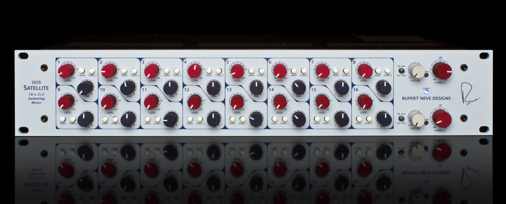 Rupert Neve Designs 5059 Satellite 16 x 2+2 Summing Mixer