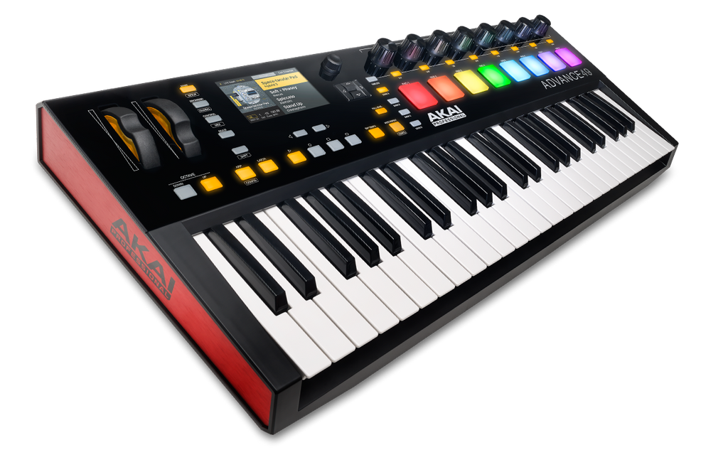 Akai ADVANCE 49 Virtual Instrument Production Controller