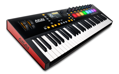 Akai ADVANCE 61 Virtual Instrument Production Controller