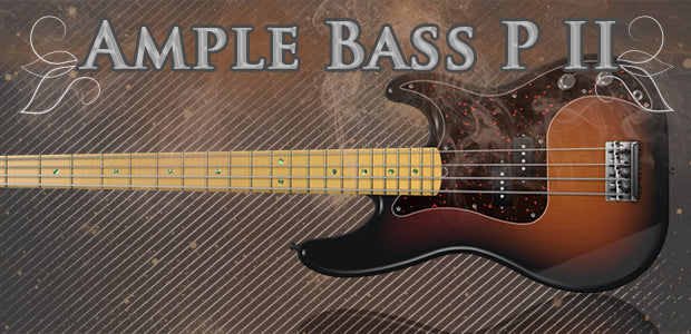 Ample Sound Ample Bass P - ABP
