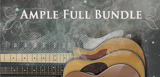 Ample Sound Ample 17 in1 Full Bundle