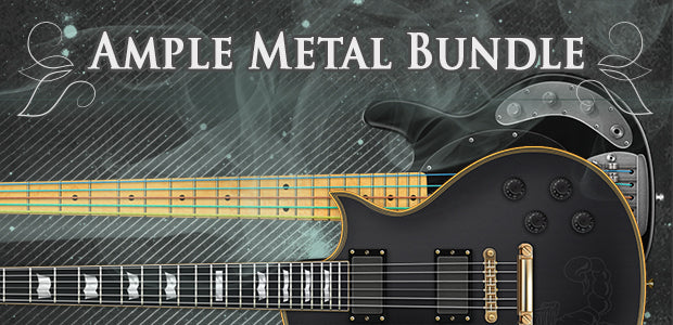 Ample Sound Ample 2 in1 Metal Bundle