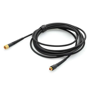 DPA MicroDot Extension Cable, 2.2 mm, 1.8 m (5.9 ft), Black