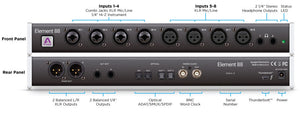 Apogee Element 88 - 16x16 Thunderbolt Audio Interface for Mac