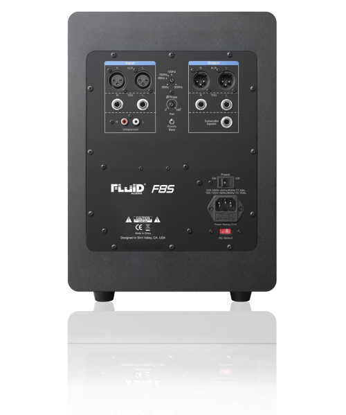 Fluid Audio F8S (Single)