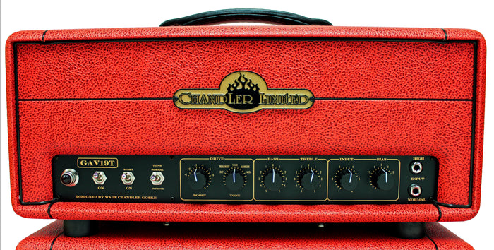 Chandler Limited GAV19T Guitar Amplifier