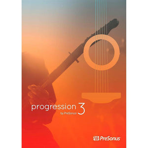 PreSonus Progression 3 Box & Licence