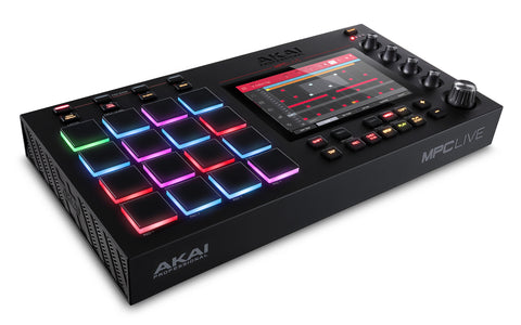 Akai MPC Live  Portable Powerhouse