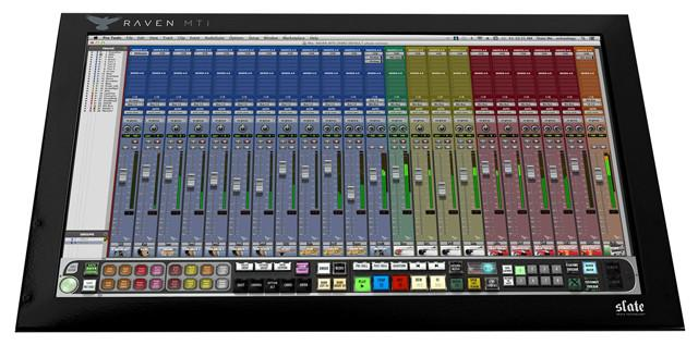 Slate Media Technology RAVEN MTi, Multi-Touch Production Console [ USED ]