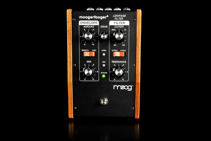 Moog MF-101 Moogerfooger Low Pass Filter