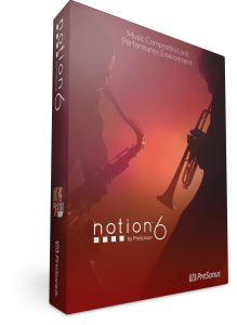 PreSonus EDU Notion 6 Site Licence (Unlimited Seats)