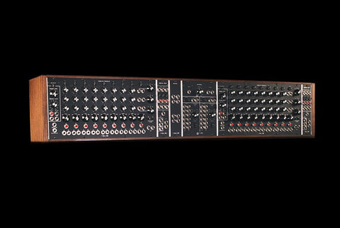 Moog Sequencer Complement B Expansion Cabinet