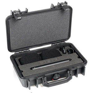 DPA d:dicate™ 2006A Stereo Pair with Clips and Windscreens in Peli Case