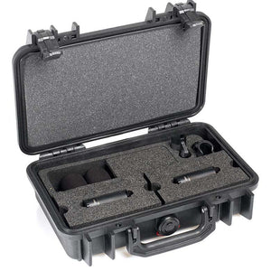 DPA d:dicate™ 2006C Stereo Pair with Clips and Windscreens in Peli Case