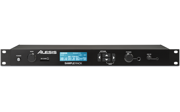 Alesis SAMPLE RACK
