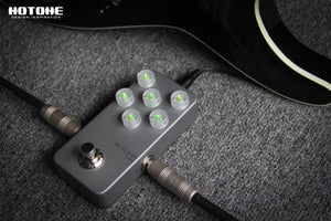 Hotone XTOMP Mini Bluetooth Modeling Effects Pedal