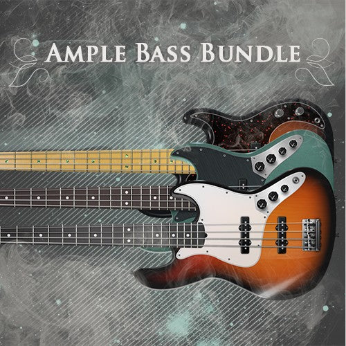 Ample Sound Ample 6 in1 Bass Bundle
