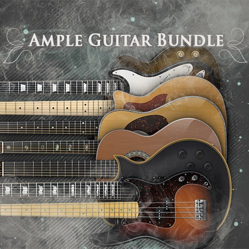 Ample Sound Ample 10 in1 Guitars Bundle