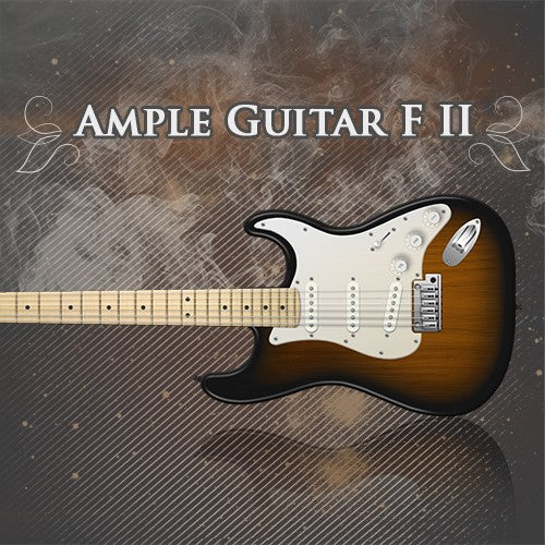 Ample Sound Ample Guitar F - AGF