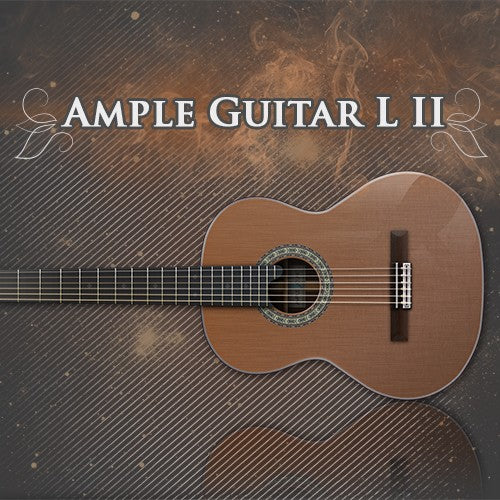Ample Sound Ample Guitar L - AGL