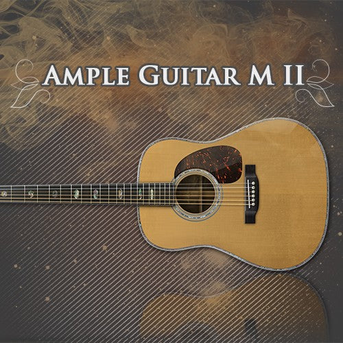 Ample Sound Ample Guitar M - AGM