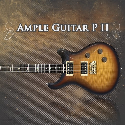 Ample Sound Ample Guitar P - AGP