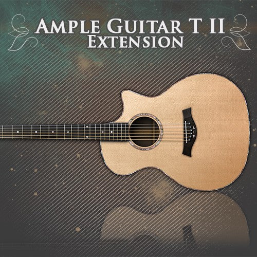 Ample Sound Ample Guitar T Extension (Finger)