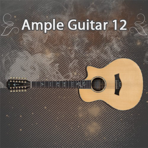 Ample Sound Ample Guitar Twelve - AG12