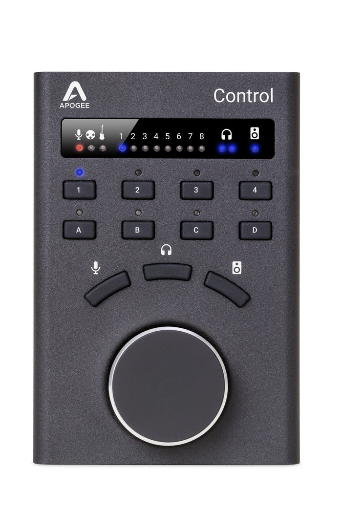 Apogee Control - Hardware Remote control via USB cable