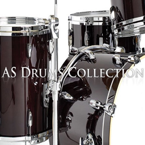 Acousticsamples AS Drums Collection