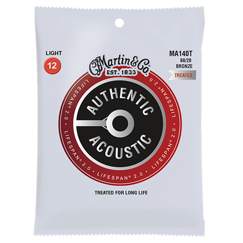 Martin authentic acoustic lifespan® 2.0