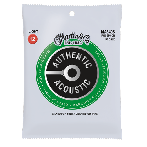 Martin authentic acoustic marquis® silked