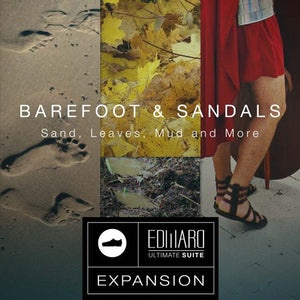Tovusound Barefoot & Sandals: EUS Expansion