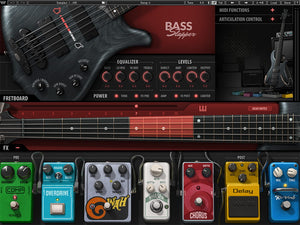 Waves Bass Slapper Plug-in