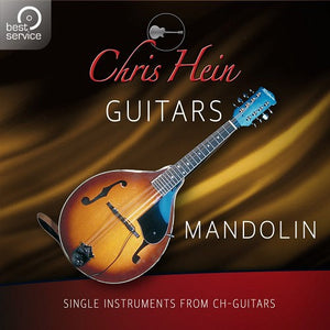 Best service Chris Hein Guitars - Mandolin