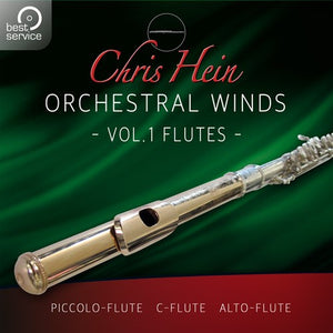 Best service Chris Hein Winds Vol 1 - Flutes