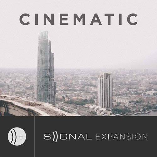 Output CINEMATIC Expansion Pack for Signal