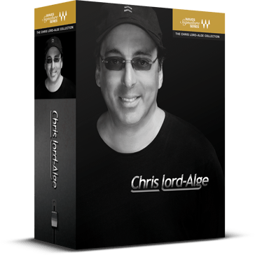 Waves Chris Lord-Alge Signature Series Plug-in Bundle