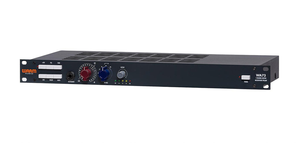 Warm Audio WA73 British Microphone Preamp